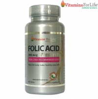 FOLIC ACID Plus Iron